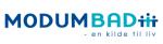 Modum bad logo
