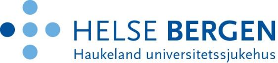 Helse Bergen logo
