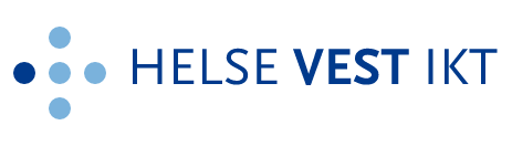 Helse Vest IKT logo